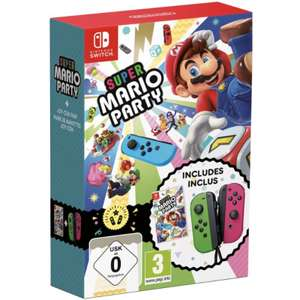 Super Mario Party bundel inclusief Neon Groen & Neon Pink Joy-Cons