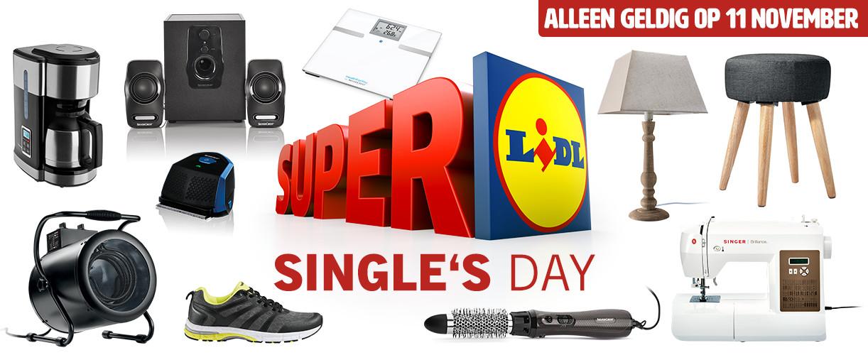 [Singles Day] Lidl webshop (11 nov) @lidl-shop.nl