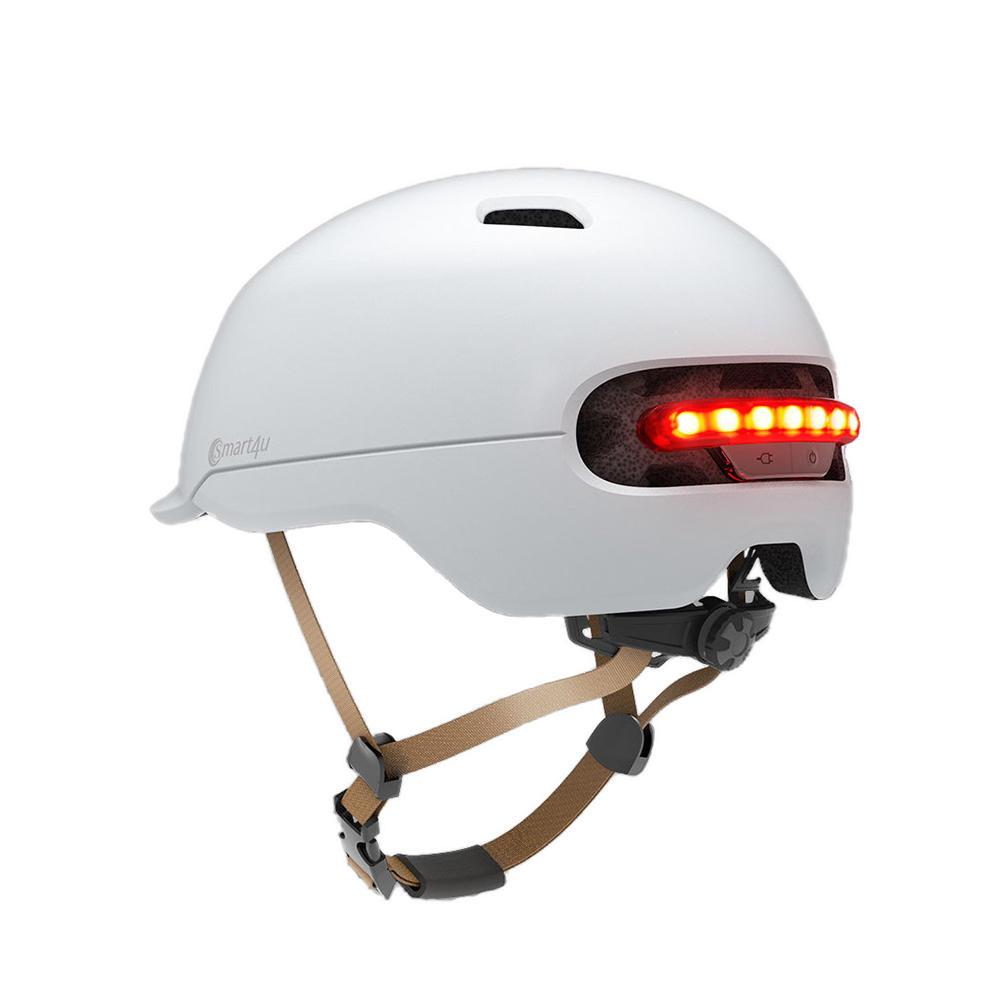 XIAOMI Smart4u SH50 Fietshelm Intelligente LED-achterverlichting