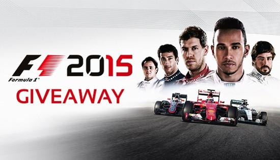F1 2015 (PC) gratis @ Gamesessions