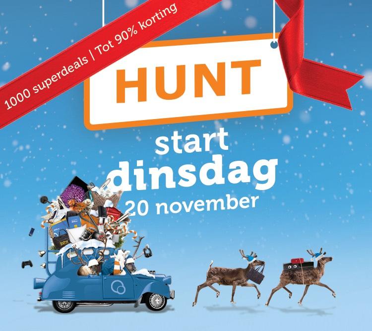iBood Hunt 20+21 November 2018