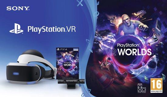 [Singles Day] Sony PlayStation VR (V2) Worlds Pakket voor €195 @ Bol.com