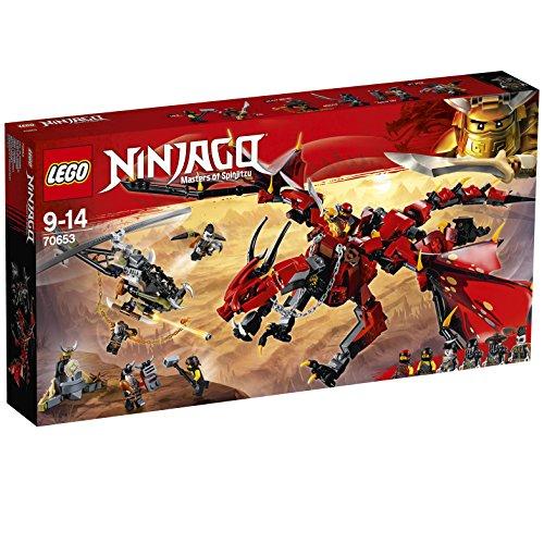 Lego Ninjago Firstbourne 70653 voor € 44,98 @Amazon.de
