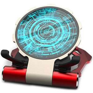 Ironman Wireless Fast Charger @Dresslily