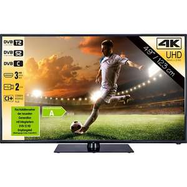"""JTC Nemesis 49"""" 4K UHD LED-tv"""