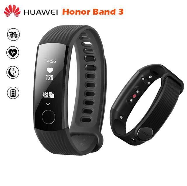 Huawei Honor Band 3 Smartband met hartslagmeter @Dresslily