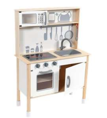 Houten keukentje €34,95 @ Action