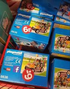 Playmobil sets €6 // €12,99 p.s. @ Vomar