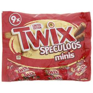 Twix Speculoos Mini's voor €1,46 bij Action