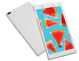 Lenovo TAB 4 8 Plus 16GB Wit of Zwart voor €149 @ Mycom