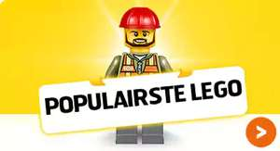2e halve prijs op alle Lego