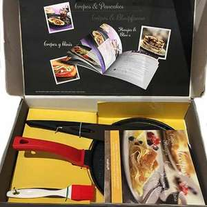 Mastrad Crepes & Pancakes giftset voor €16 @ Bol.com