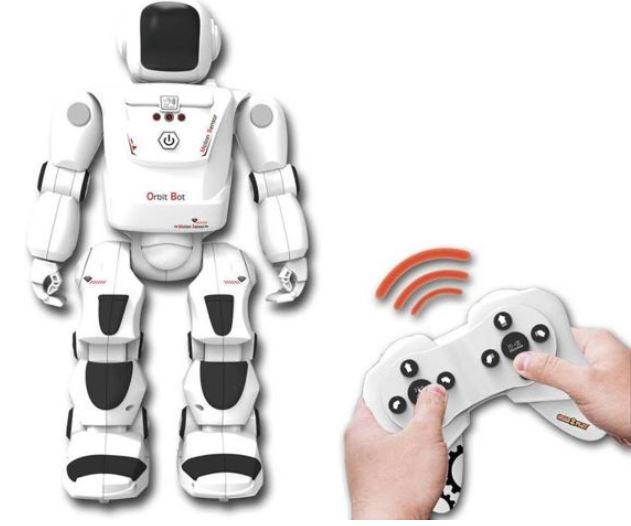 Orbit Bot Robot (elders va €39,95) @ Dirk / Dekamarkt