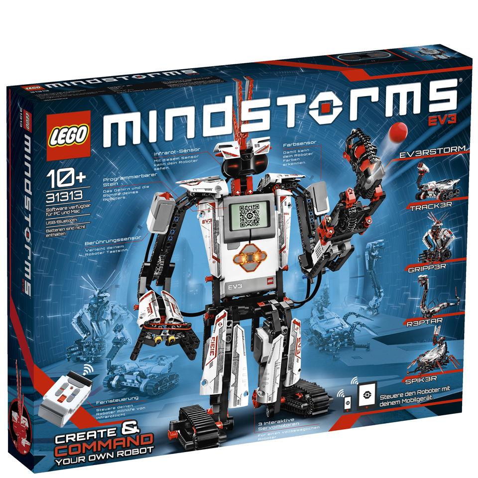 LEGO Mindstorms 2013 programmeerbare robot voor €257,99  @ Zavvi.nl