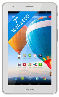 Archos Xenon 70b Dual-Sim tablet met T-Mobile abonnement (1 jaar) voor €63 @ Coolblue