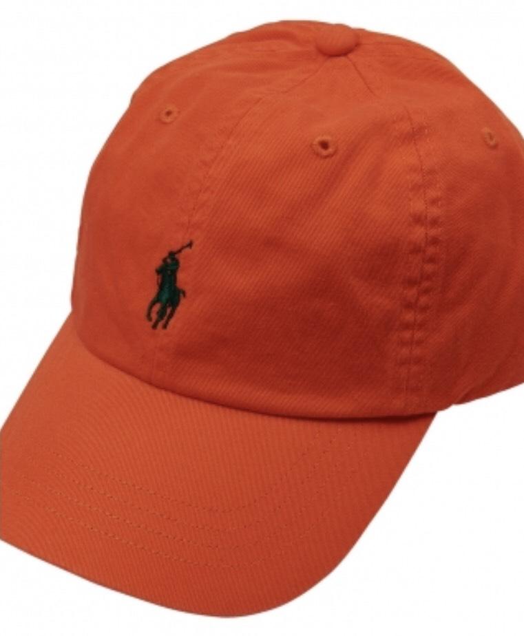 Ralph Lauren oranje pet met gratis verzending