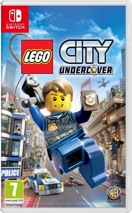 Lego City Undercover voor Nintendo Switch €22
