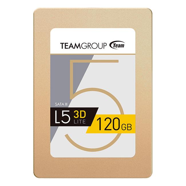 Team L5 Lite 3D 120GB SSD voor €19,99 @ Mycom