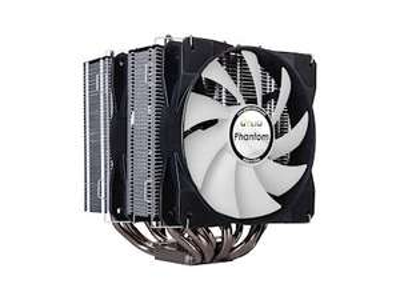 Gelid Phantom dual tower cooler (met Intel en AM4 support)