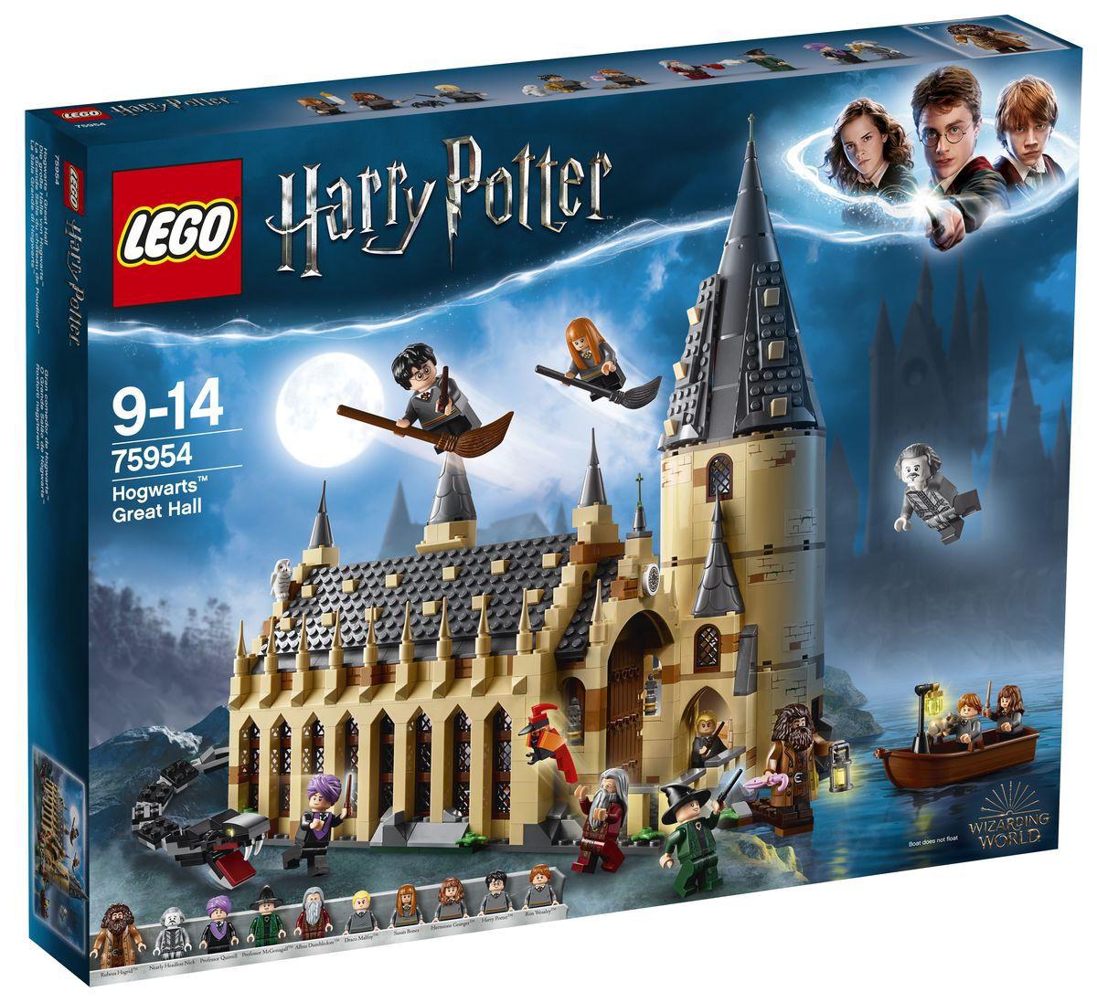 LEGO® Harry Potter 75954 De Grote Zaal