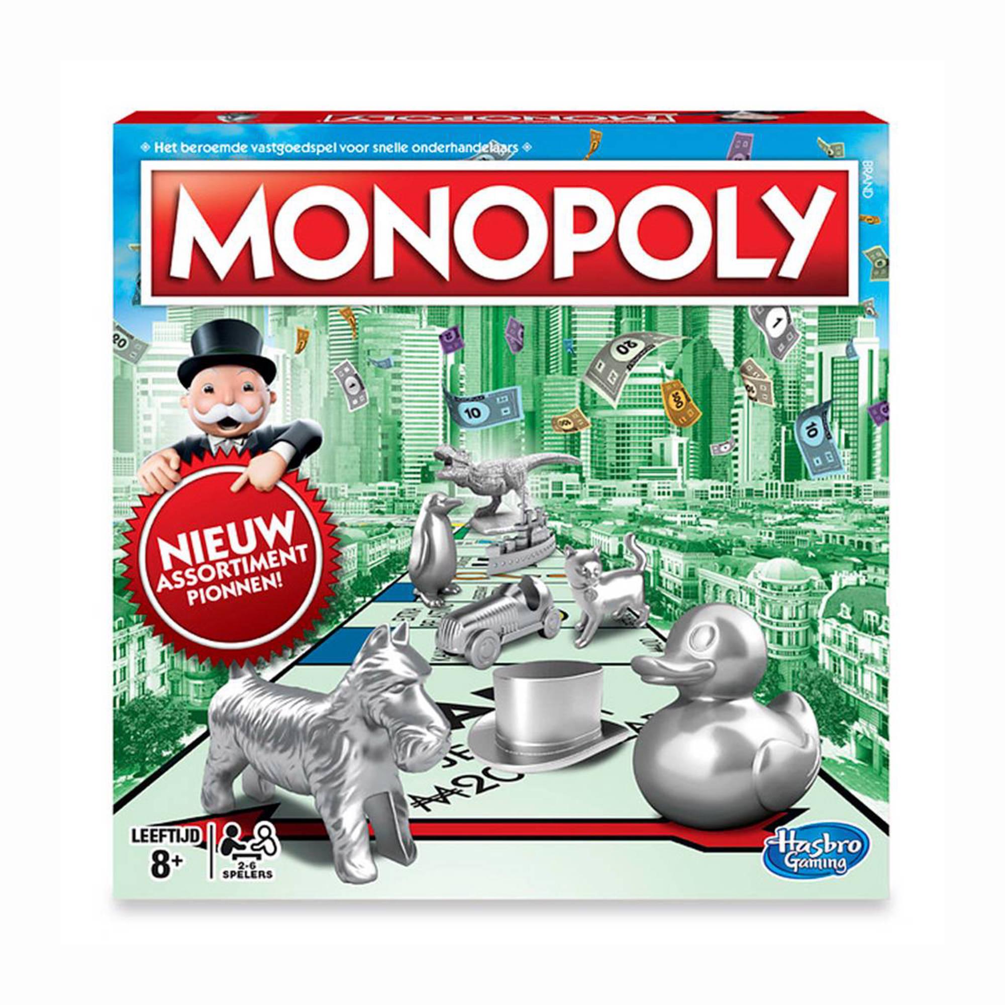 Monopoly classic nu met 31% korting!!