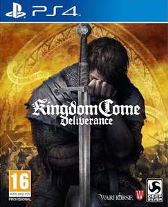 Kingdom Come Deliverance PS4 nu €25