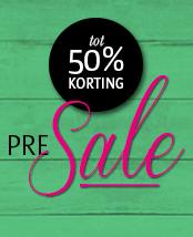 Sale met kortingen tot 50% + extra korting door kortingscodes @ Intreza
