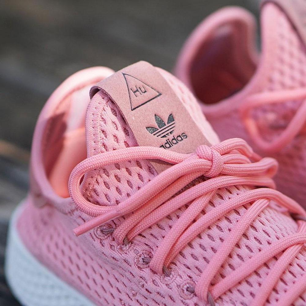 Adidas Pharrell Williams Tennis HU sneakers -70% @ Omoda