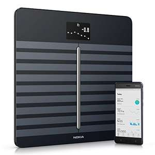Withings / Nokia Body Cardio slimme weegschaal met WIFI