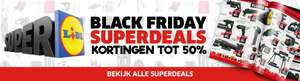 [Black Friday] Black Friday deals Lidl (vanaf 23 nov) @ lidl-shop.nl