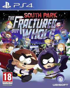 South Park: The Fractured But Whole (PS4) voor €11,99 (XB1 - €12,99) @ Coolshop