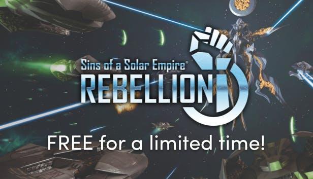 Gratis Sins of  a Solar Empire: Rebellion