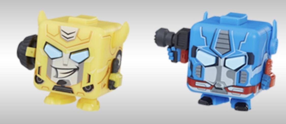 Gratis Transformer Fidget Cube bij aankoop vanaf €15,- @Top1toys