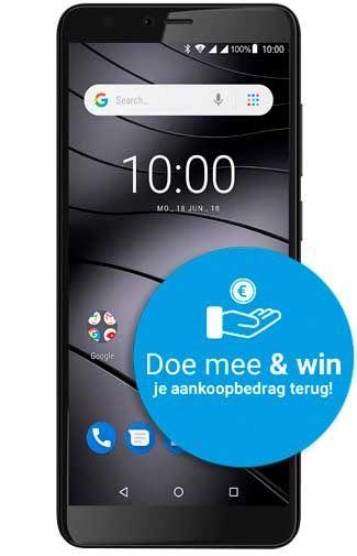 Gratis Gigaset smartphone en korting op je Sim Only bij Vodafone