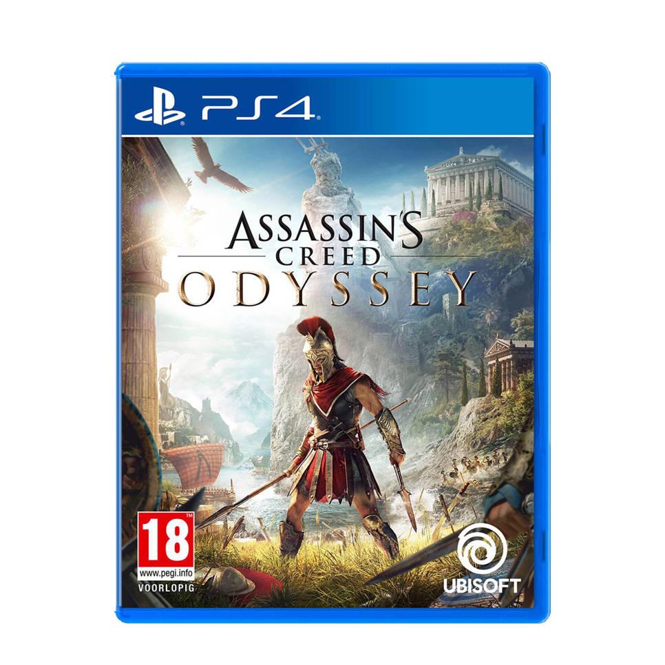 Assassin's Creed: Odyssey (PS4/XB1) voor €32,26 (Gold - €55,21) @ Wehkamp