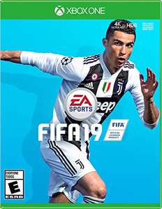FIFA 19 (Xbox One Digital Download) voor €26,45 @ Amazon.com