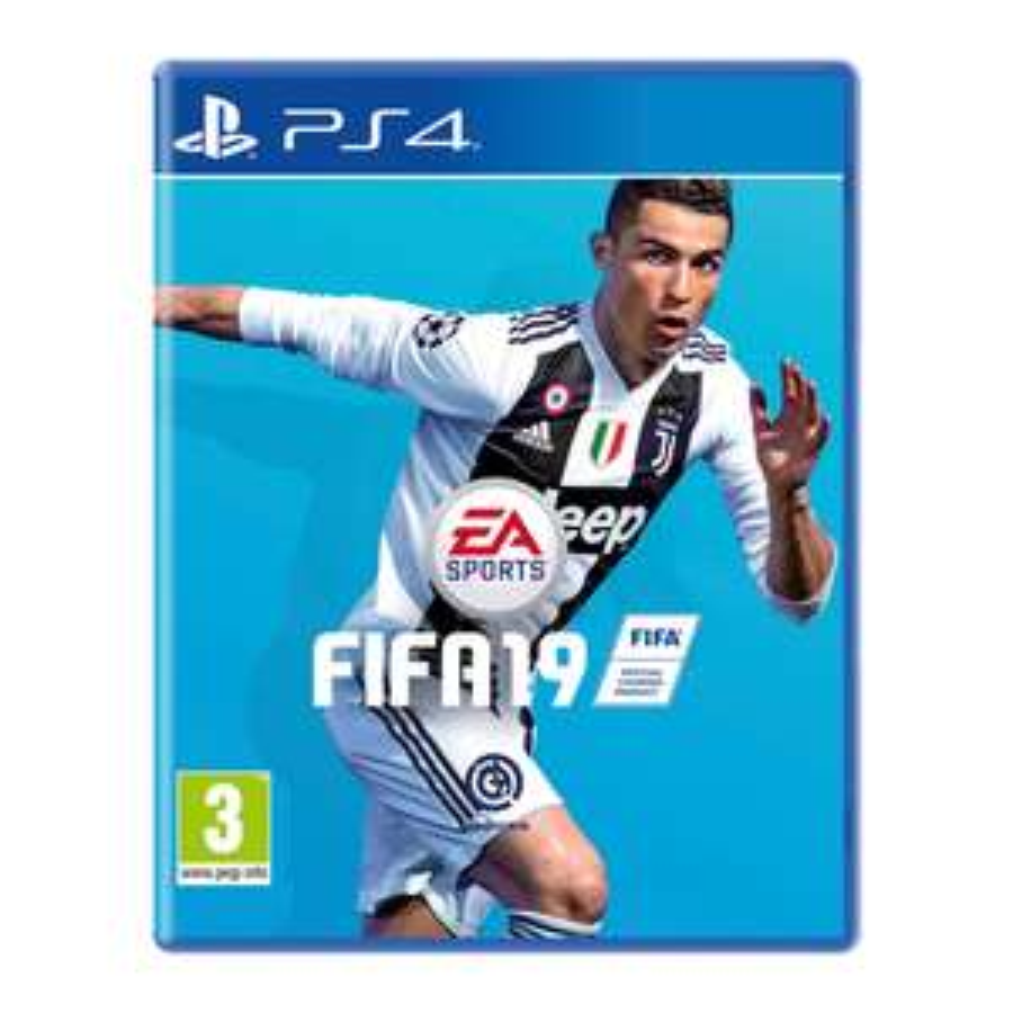 FIFA 19 (PS4) voor €37,36 @ Wehkamp