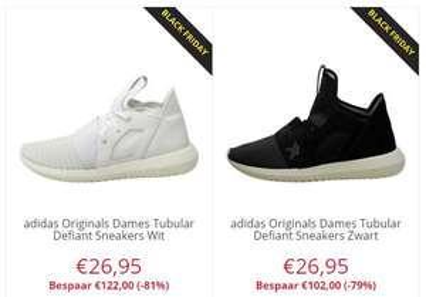 adidas Tubular Defiant sneakers -80% @ MandM Direct