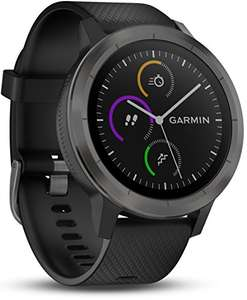 Garmin Vivoactive 3 Gunmetal smartwatch voor €189 @ Amazon.es
