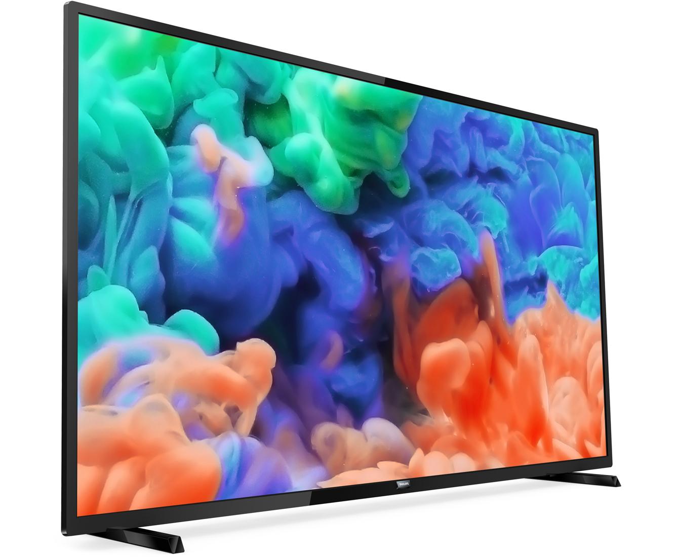 Philips 50PUS6203 4K Ultra HD TV - 50 inch voor €469 @ AO.nl