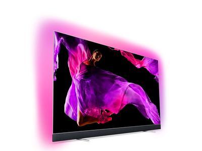 Philips 4K OLED-TV's leuk geprijsd door ING Punten+Cashback.