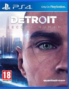 [Black Friday] Detroit: Become Human voor €22 @ Amazon UK