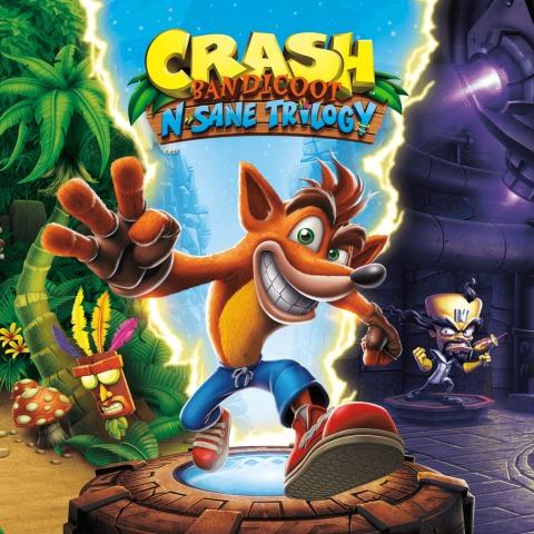 [Black Friday] Crash Bandicoot N Sane Trilogy voor €6,30 in de Indonesische PSN Store