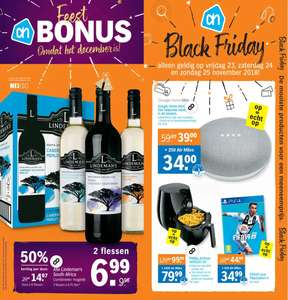 Black friday weekend bij Albert Heijn