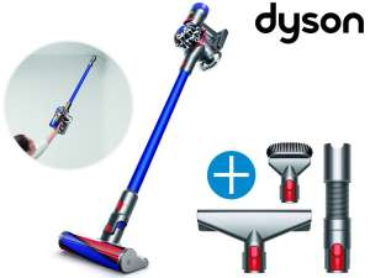 Dyson V7 Fluffy
