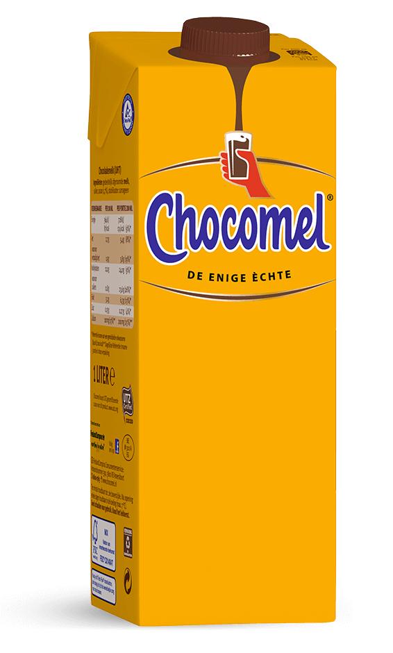 2 pakken Chocomel voor €1.42 @hoogvliet