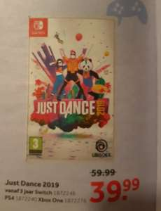 Just Dance 2019 voor Switch, PS4 en Xbox One