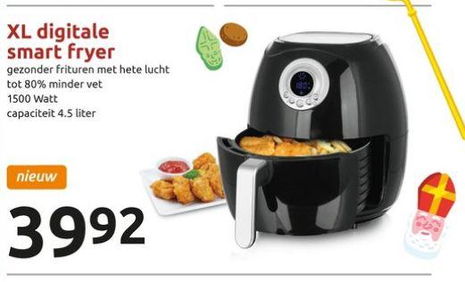 XL smart fryer bij Action @ 39,92 euro PER Woensdag 21 November !