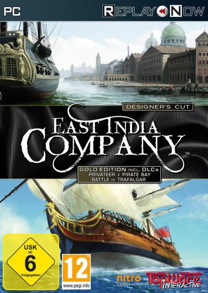 Gratis Steam-keys voor games Enclave en East India Company (Gold Edition) @ DLH