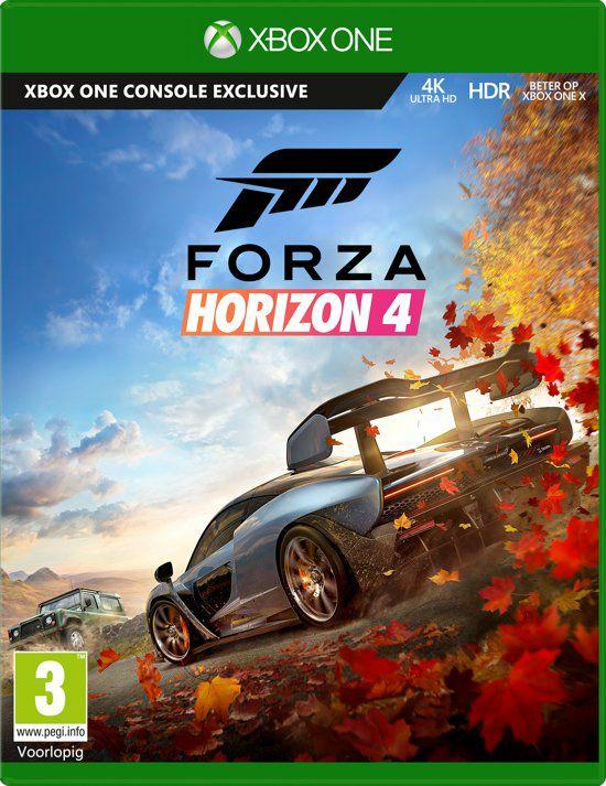 Forza Horizon 4 Xbox One voor €39 @bol.com